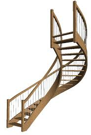 drawing staircase