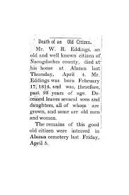 obituary newspaper