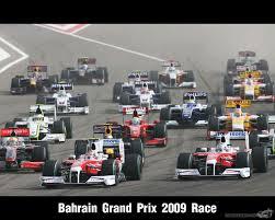 formula 1 racing 2009