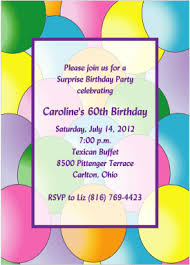 party invitation borders