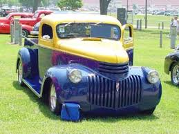 1942 chevy pickup
