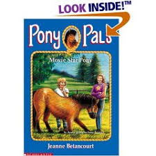 pony pals book