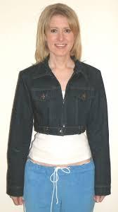 cropped jacket pattern