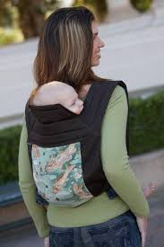 asian baby carrier