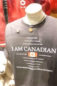 canadian t shirt
