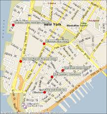 nyc maps manhattan