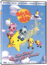 rolie polie olie the baby bot chase