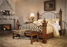 iron bedroom