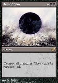 magic damnation