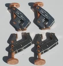 kant twist clamps