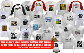 duct tape apparel
