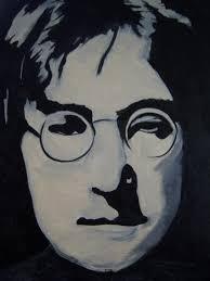 john lennon paintings