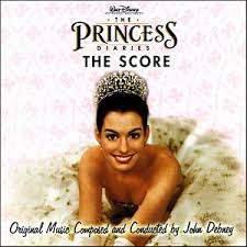 princess diaries cd