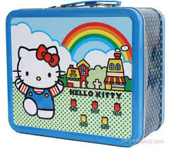 hello kitty lunchboxes