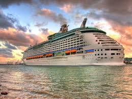 crucero royal