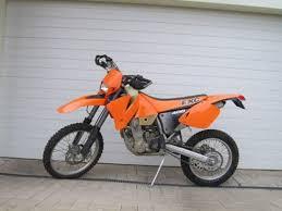ktm 400 mxc