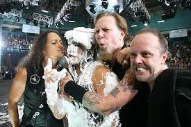 metallica birthday