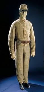 civil war soldier clothing