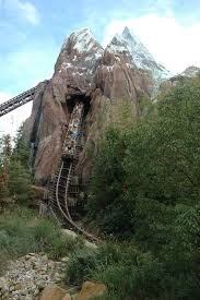 expedition everest roller coaster