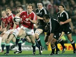 british lions rugby team