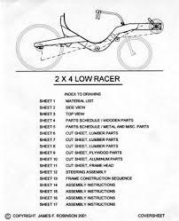 low racer