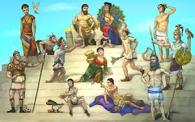 greek gods pictures