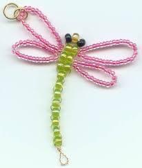 dragonfly beaded