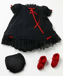 baby black dresses