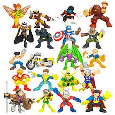 marvel super heroes toys