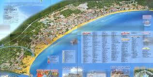 map of bulgaria sunny beach