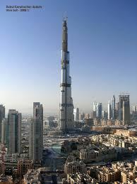 dubai tower burj