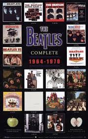 all beatle albums
