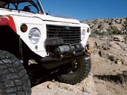 land rover bumpers