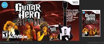 acdc guitar hero