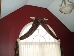 draperies for arched windows