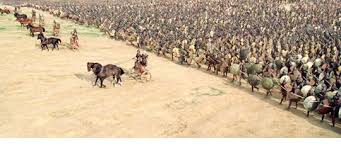 the battle of troy