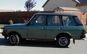 1988 range rover