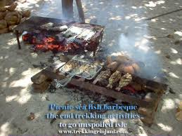 barbeque fish