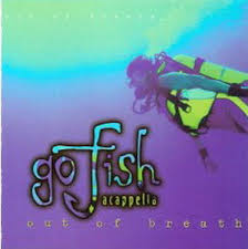 go fish out of breath