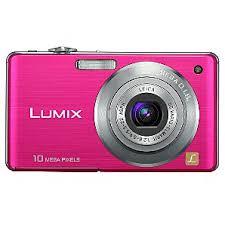 camera digital pink
