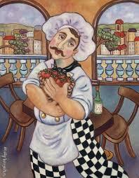 chef art work