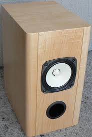 bass reflex loudspeaker