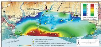 inundation map