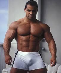 bodybuilders muscles