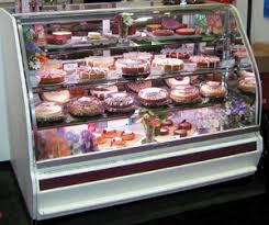 cake display box