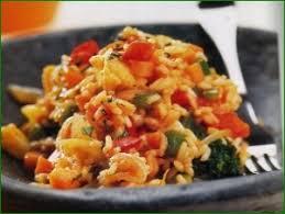 paella vegetarian