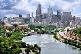 philadelphia cityscapes