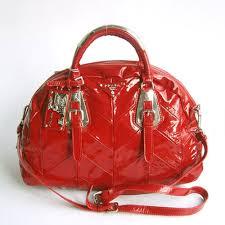 red prada bags