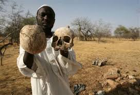 genocides in sudan