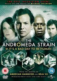 andromeda strain dvd